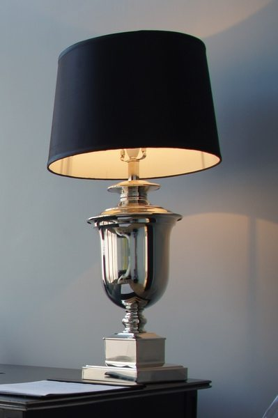 Facelove boston crome lamp