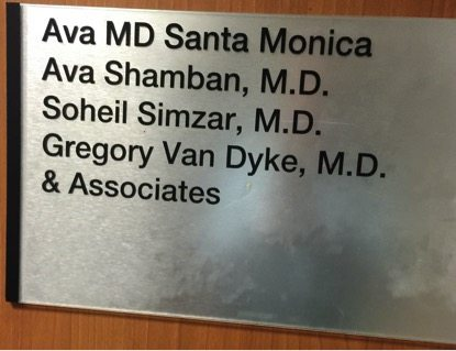 Training Update – Our Clinical Director visits Beverly Hills and Santa Monica with Dr Ava Shamban MD
