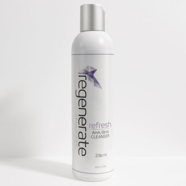 Regenerate Refresh AHA/BHA Cleanser