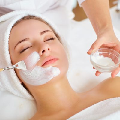 Skin refining facial at Facelove Medispa