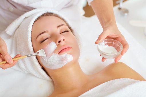 Skin refining facial at Facelove Medispa